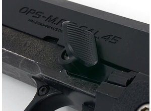 AIP AIP Stainless Steel Slide Stop with Thumb Rest for Tokyo Marui Hi Capa