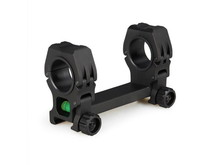 Airsoft Extreme Integrated 25/30mm Dual Ring Scope Mount