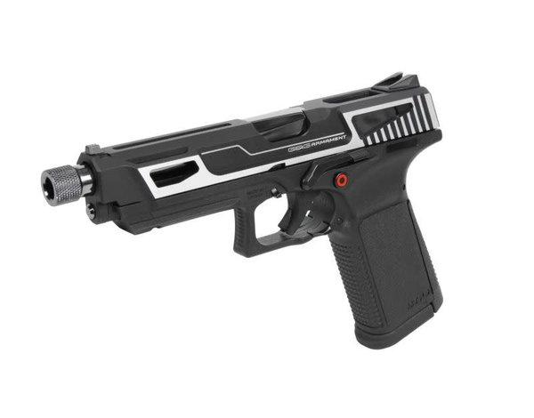 G&G G&G GTP 9 MS Green Gas Blowback Pistol