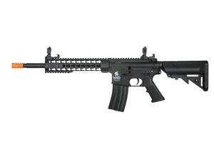 "Lancer Tactical Lancer Tactical GEN2 M4 10"" Low Velocity Keymod Nylon Polymer Rifle Black"