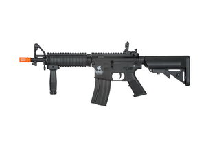 Lancer Tactical Lancer Tactical GEN2 Mk18 Mod0 Low Velocity Version Nylon Polymer Rifle Black