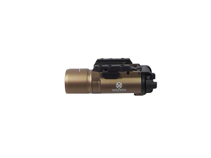 Airsoft Extreme X300 6V Tactical LED 500 Lumen Pistol Light
