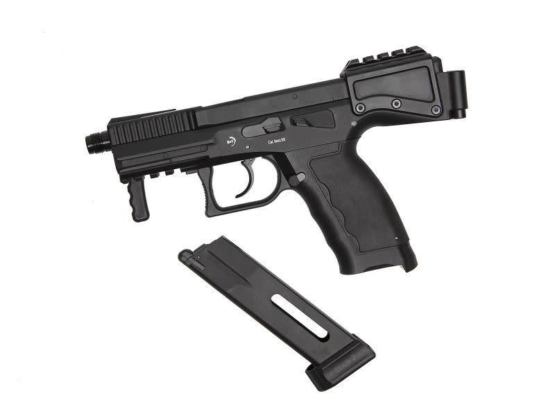 ASG ASG B&T USW A1 CO2 GBB Pistol Black