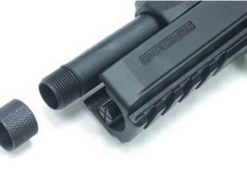 ASG ASG Threaded Metal Outer Barrel for CZ P-09 GBB
