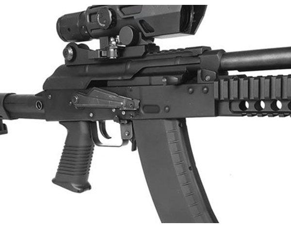 KWA KWA AKG-KCR PTR Green Gas Blowback Rifle (GBBR)
