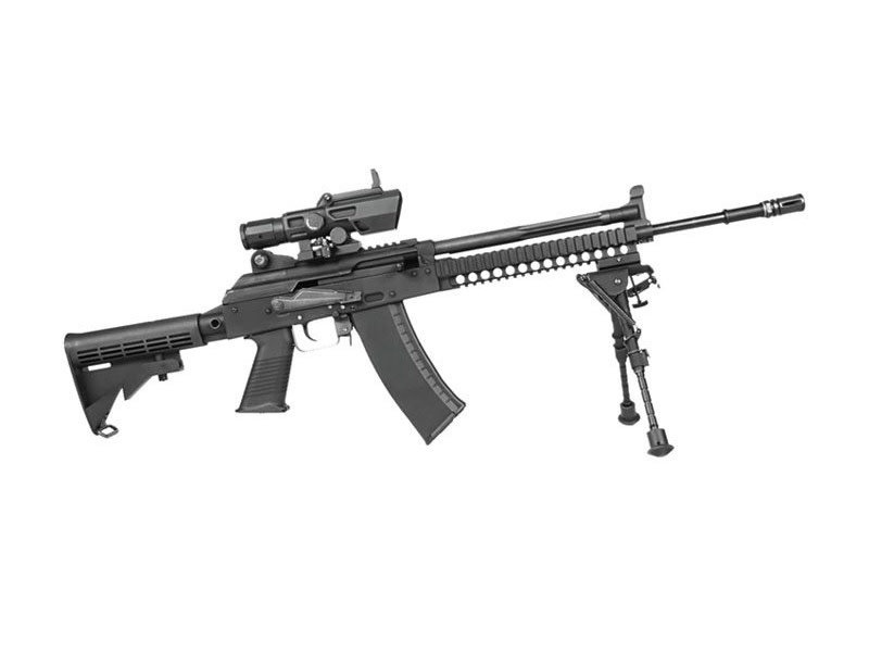 KWA KWA AKG-KCR gas blowback rifle