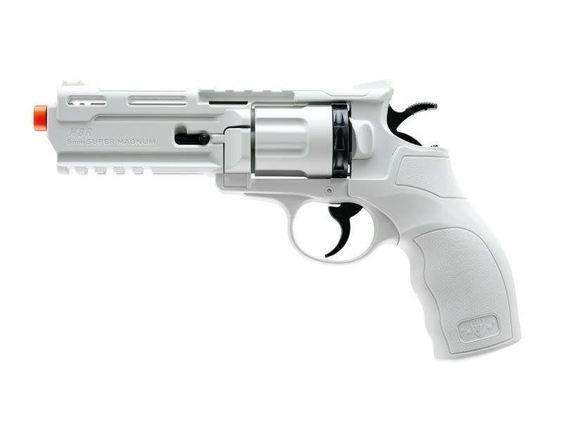 "Elite Force Elite Force H8R ""Space Force"" Gen2 CO2 Revolver, White"