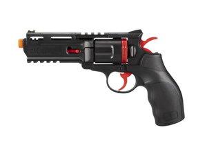 Elite Force Elite Force H8R Limited Edition Gen2 CO2 Revolver, Red / Black