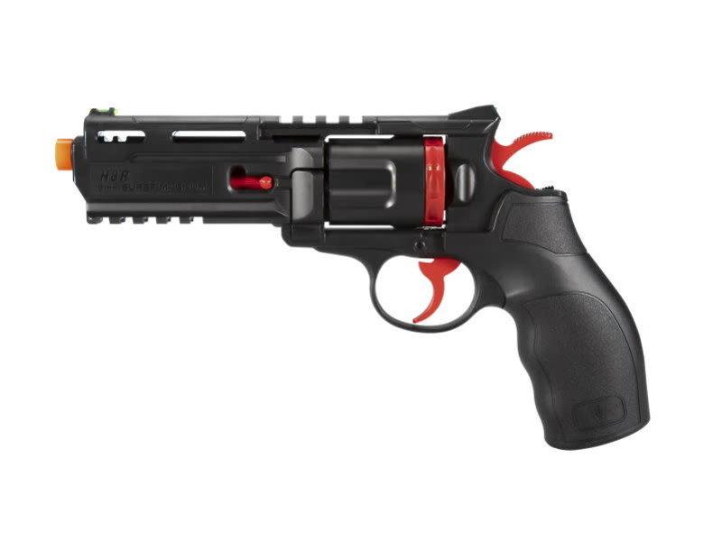 Elite Force Elite Force H8R Limited Edition Gen2 CO2 Revolver, Red/Black