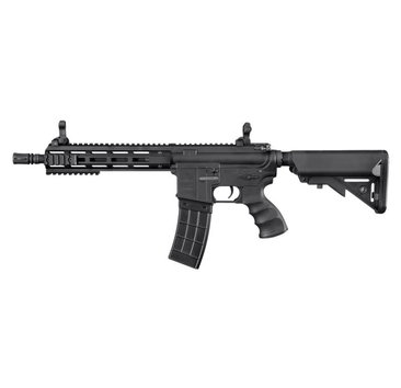 "Tippmann Tippmann M4 Recon CQB 9.5"" M-LOK AEG Black with Battery and Charger"
