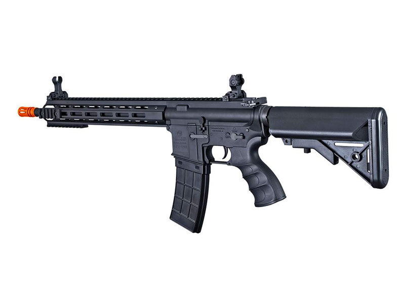 """Tippmann Tippmann M4 Recon Carbine 14.5"""" M-LOK AEG  Black with Battery and Charger"""
