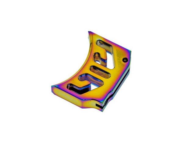 CowCow CowCow T1 Aluminum Trigger for HI CAPA, Rainbow