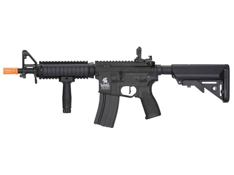 Lancer Tactical Lancer Tactical GEN2 M4 MOD 0 MK18 Hybrid High Velocity Nylon Body Rifle Black