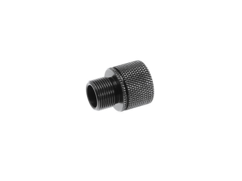 Nine Ball Nine Ball 16mm CW to 14mm CCW Thread Adapter for Tokyo Marui MK23 SOCOM