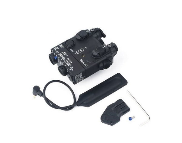 Airsoft Extreme DBAL-A2 IR Pointer / Red Laser / LED Flashlight Aiming Device