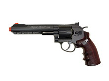 "Win Gun WG 6"" CO2 Revolver"