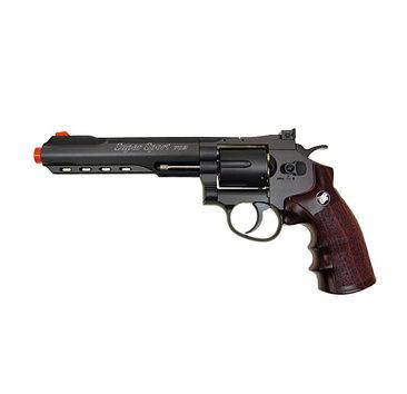 """Win Gun WG 6"""" CO2 Revolver"""