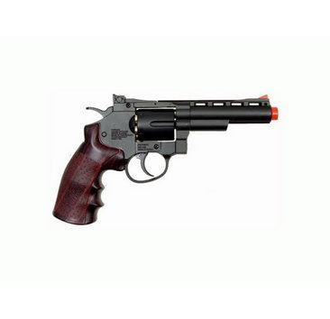 """Win Gun WG 4"""" CO2 Revolver"""