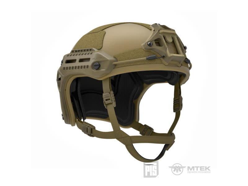 PTS PTS MTEK Flux Helmet
