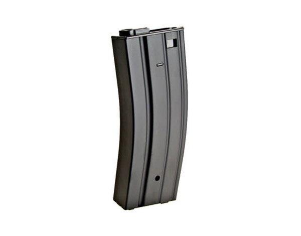 JG JG M4 AEG high capacity metal magazine, 300 rd