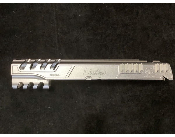 "Airsoft Masterpiece Airsoft Masterpiece Limcat ""SpeedCat"" Standard Slide for 5.1 Hi-CAPA/1911"