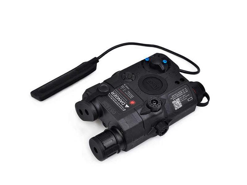 Airsoft Extreme LA-PEQ15 Red Laser / LED Light (175 Lumen ) Aiming Device