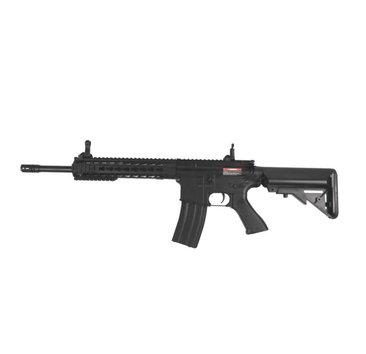 """Cyma Cyma Sportline CM15 M4 Carbine with 10"""" Keymod Handguard Black"""