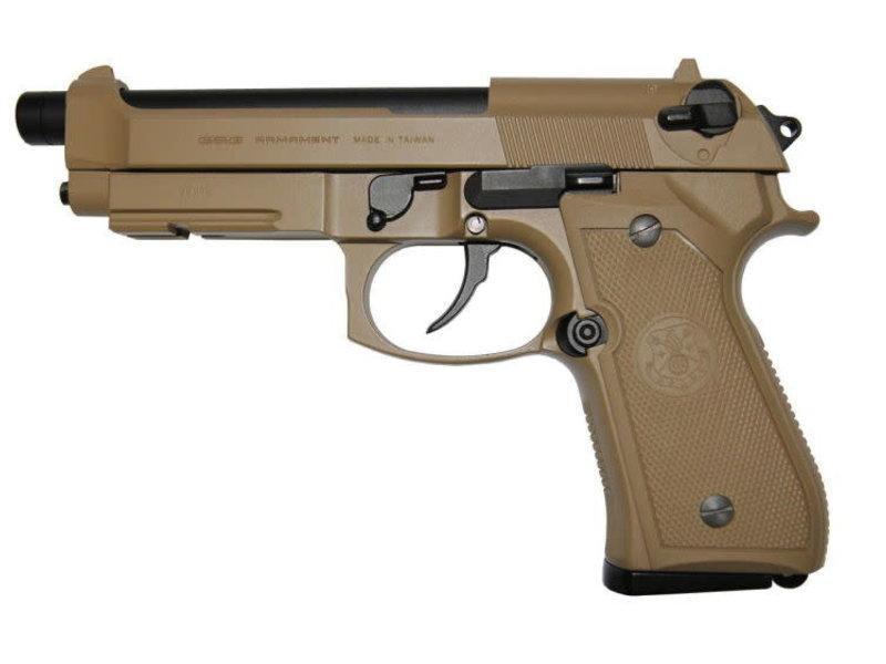 G&G G&G GPM92 Gas Blowback Pistol Tan