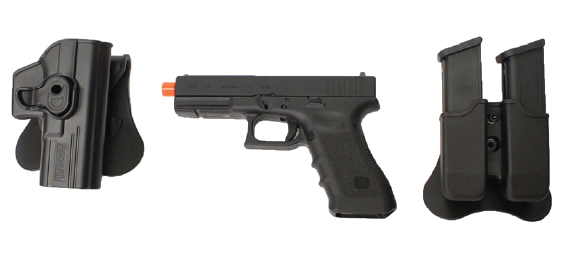 DOORBUSTER - Glock 17 Gunfighter Package