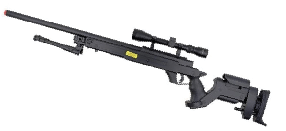 DOORBUSTER - 20% off any WELL sniper rifle