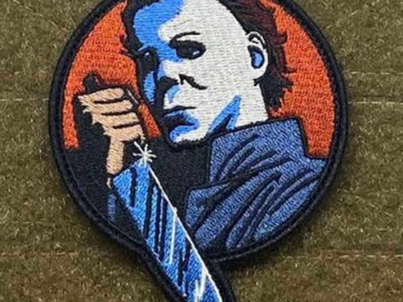 Tactical Outfitters Tactical Outfitters Michael Myers Morale Patch