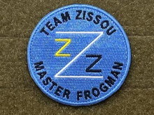 Tactical Outfitters Tactical Outfitters Team Zissou - Master Frogman Morale Patch