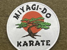 Tactical Outfitters Tactical Outfitters Miyagi Karate Morale Patch