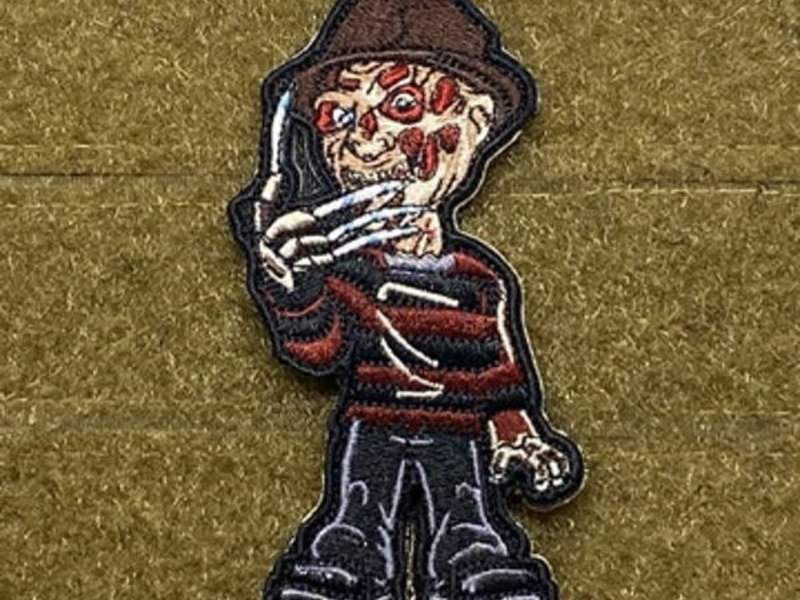 Tactical Outfitters Tactical Outfitters Freddy Morale Patch