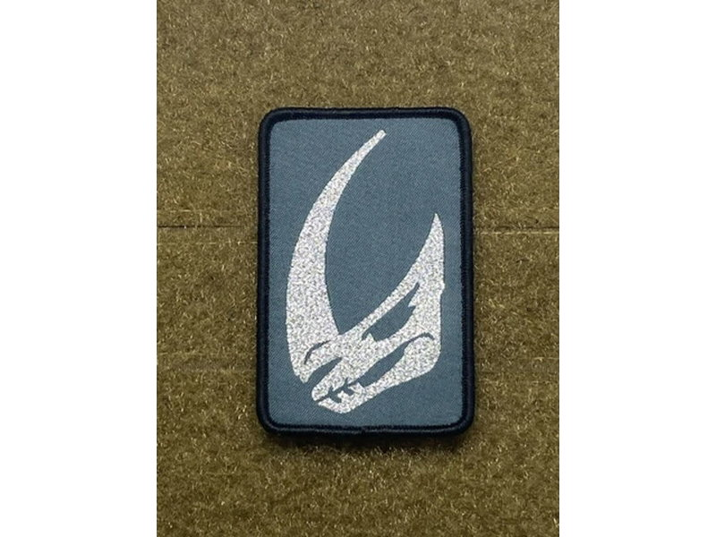 Tactical Outfitters Tactical Outfitters Mudhorn - Clan of Two - Mandalorian Woven Morale Patch
