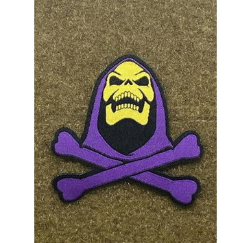 Tactical Outfitters Tactical Outfitters Skeletor Crossbones Morale Patch