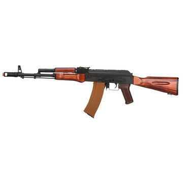 LCT Airsoft LCT Airsoft LCK74 AK74 AEG with Real Wood Furniture