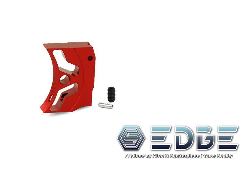 """Airsoft Masterpiece Airsoft Masterpiece EDGE Aluminum """"S1"""" Type 3 Trigger for Hi CAPA / 1911"""