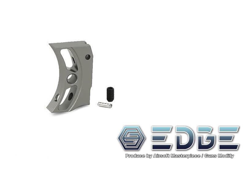 """Airsoft Masterpiece Airsoft Masterpiece EDGE Aluminum """"S2"""" Type 4 Trigger for Hi CAPA / 1911"""
