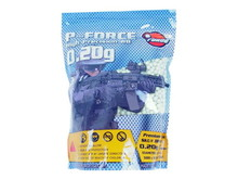 Prima USA P-Force 0.20g Super Premium Night Glow Tracer BBs 5000ct Green