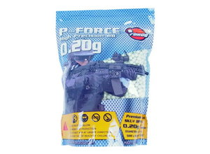 Prima USA P-Force 0.20g Super Premium Night Glow Tracer BBs 5000ct Green