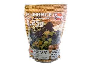 Prima USA P-Force 0.25g Super Premium BBs 1kg / 4,000ct Black