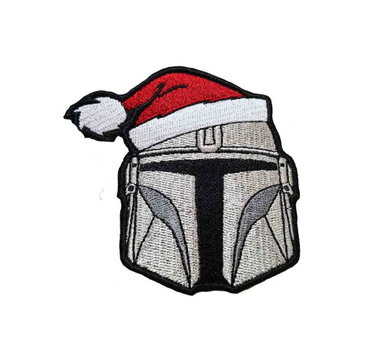Tactical Outfitters Tactical Outfitters Christmas Mando Morale Patch