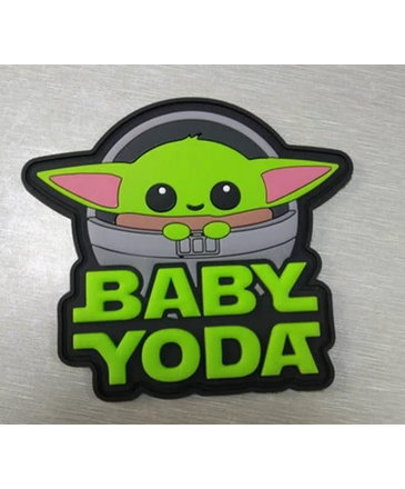Tactical Outfitters Tactical Outfitters Baby Yoda PVC Morale Patch