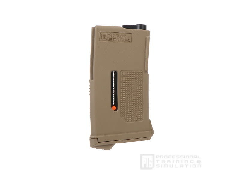PTS PTS EPM1-S Enhanced Polymer Magazine Short 170 rd AEG Midcap