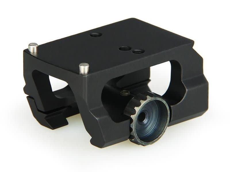 Airsoft Extreme AEX Riser Mount for RMR Red Dot Sight Black