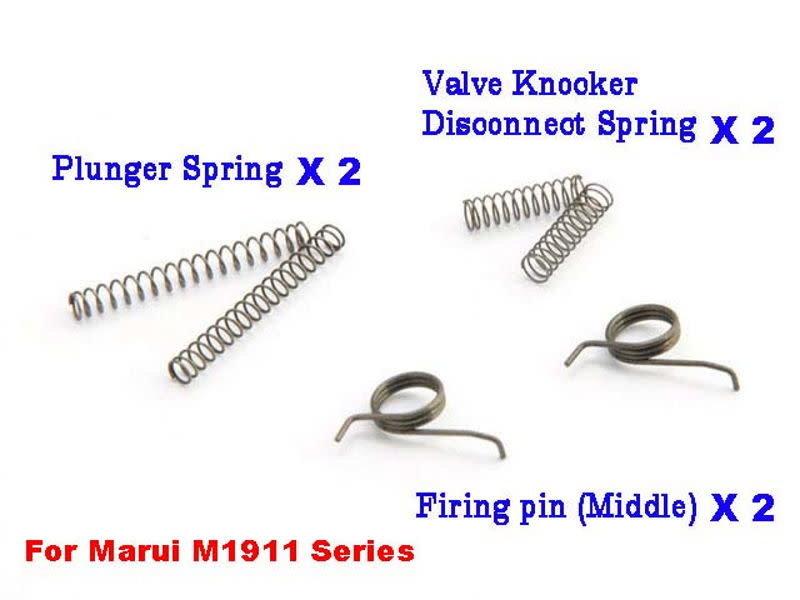 AIP AIP Small Spring Set for TM / KJ / WE 1911