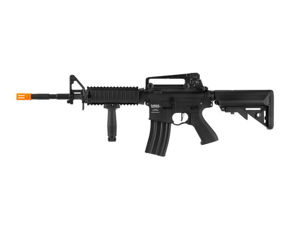 Lancer Tactical Lancer Tactical GEN2 M4 RIS Metal Body High Velocity Rifle Black