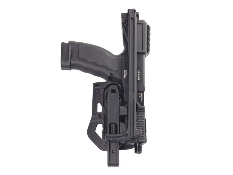 ASG ASG Universal Polymer Holster (B&T USW A1 Compatible)  Black Ambidextrous