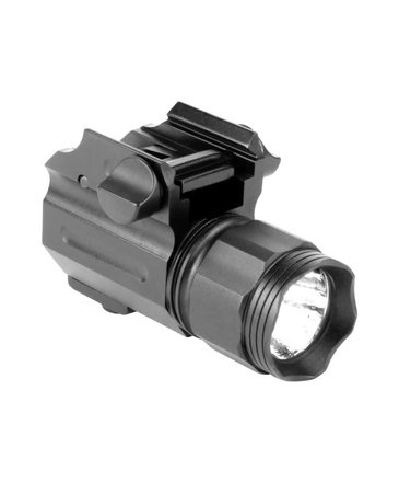Aimsports AimSports Subcompact 330 Lumen Pistol Light with  QRM Color Filters